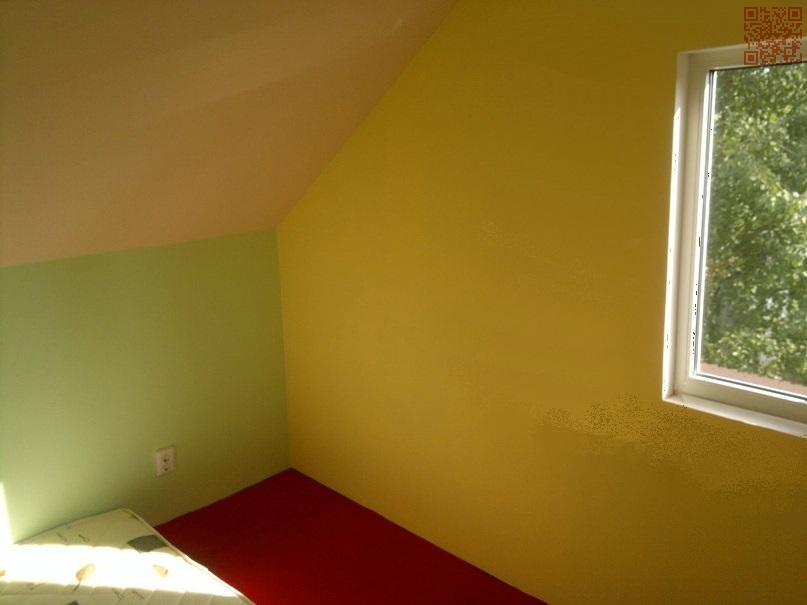 Второй этаж, маленькая комната