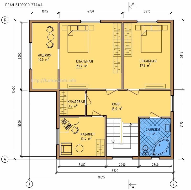 Как сделать проект двухэтажного дома фото 916