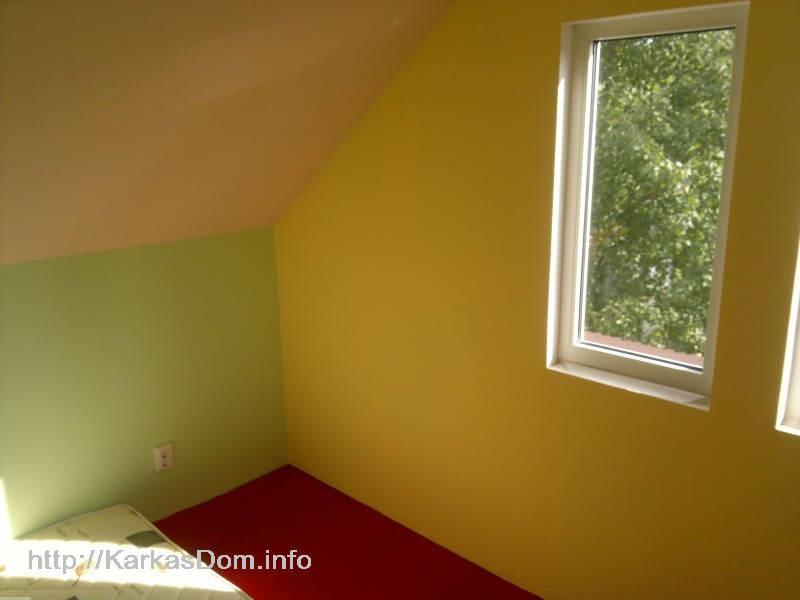Маленькая комната второй этаж
