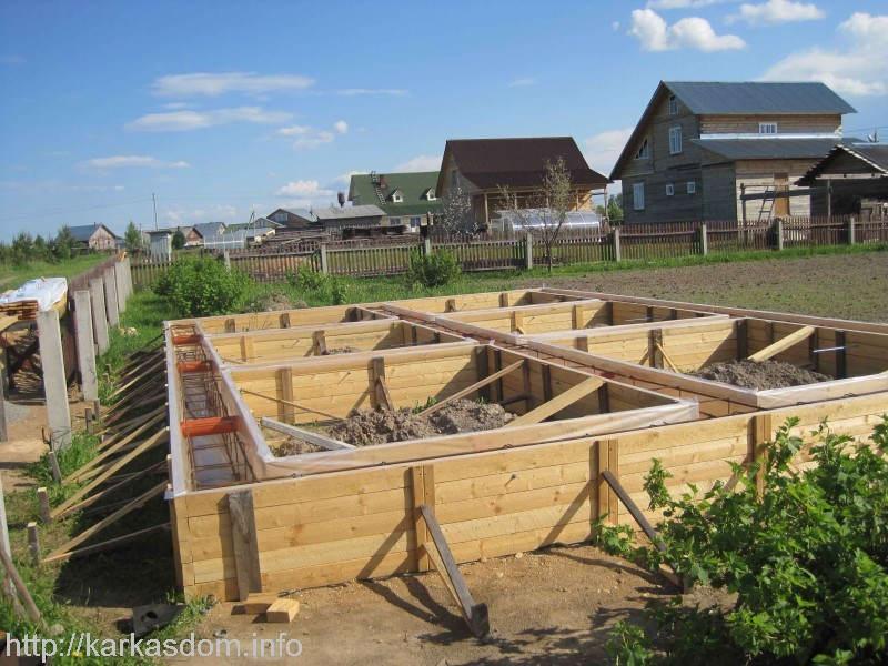 Строим дом своими руками от фундамента до крыши фото 39