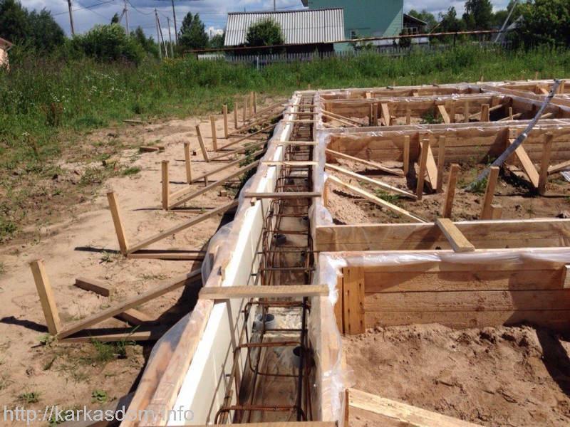 Как построить деревянный дом своими руками от фундамента до крыши 3