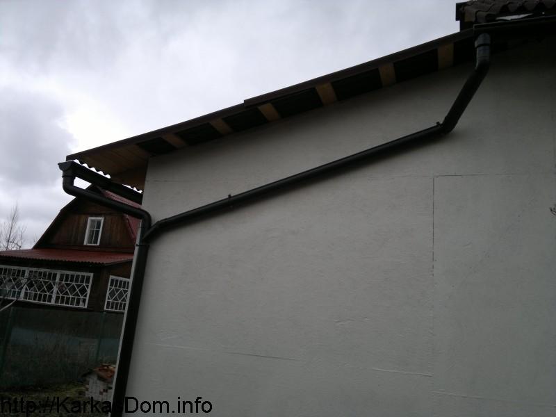 Потолок на веранде своими руками